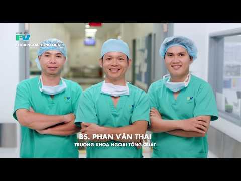 Khoa Ngoại Tổng Quát – Bệnh viện FV