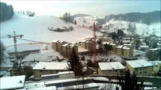 preview picture of video 'Herisau im Februar 2015'