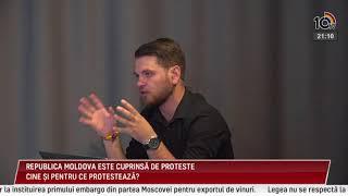 Emisiunea Sfatul Țării din 20.07.2018. Invitat: Igor VOLNIȚCHI