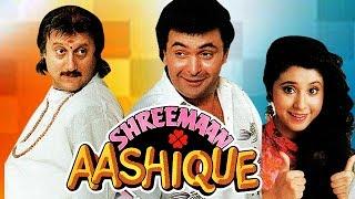 Shreemaan Aashique 1993 Full Hindi Movie  Rishi Kapoor Urmila Matondkar Bindu