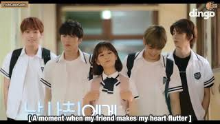 [ENG SUB] Dingo Story EP01 'Moment When My Friend Makes My Heart Flutter' with SF9 180811
