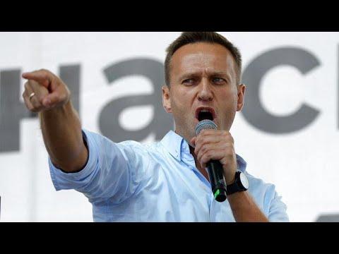 Klare Kante gegen Putin – Nawalny und Nord Stream 2