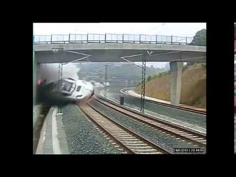 world's fastest train , accident
