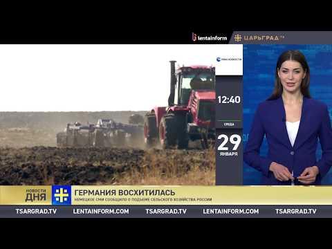 Новости дня (29.01.2020) видео