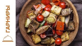 Овощное Соте    iCOOKGOOD on FOOD TV    Гарниры