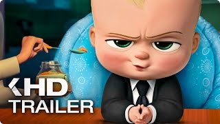THE BOSS BABY Trailer German Deutsch 2017