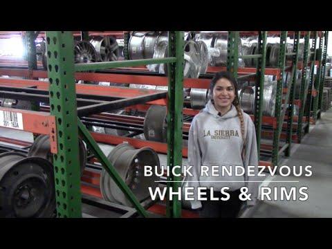 Factory Original Buick Rendezvous Wheels & Buick Rendezvous Rims – OriginalWheels.com
