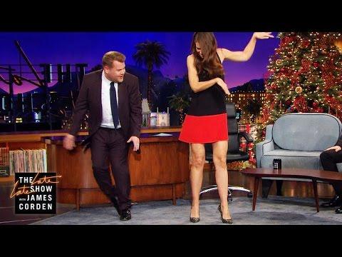 Katie Holmes Has Her Childhood Christmas Tap Dance Memorized