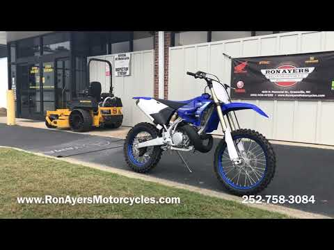 2020 Yamaha YZ250X in Greenville, North Carolina - Video 1