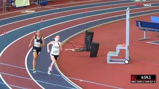 Crazy Finish In 12-Year-Old 1500m Race