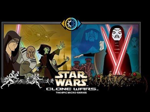 Star Wars: A klónok háborúja online