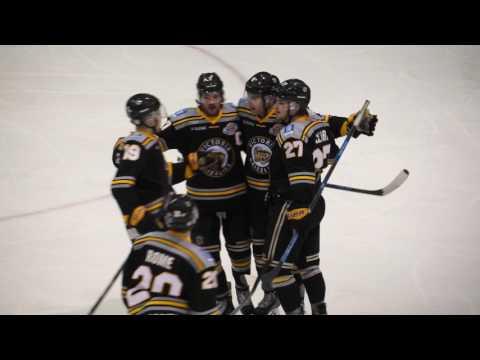 Jake Stevens Goal Feb 11 2017