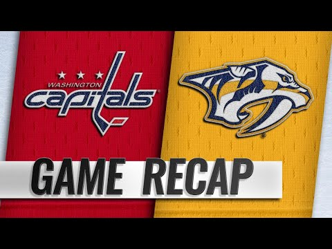 Arvidsson notches second career hat trick in 7-2 win