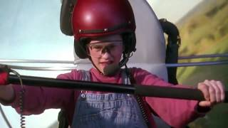 Fly away home (1996)- Amy taking Fly