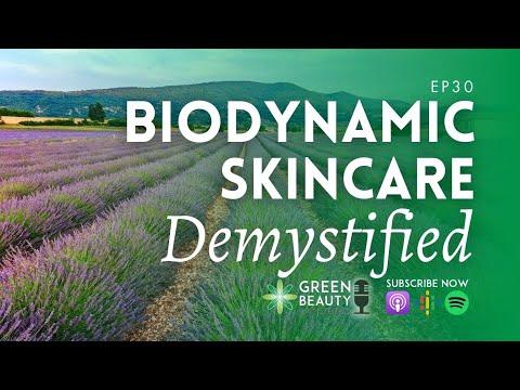 EP30. The Philosophy of Biodynamic Skincare - YouTube