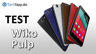 Wiko Pulp  | Test 4K
