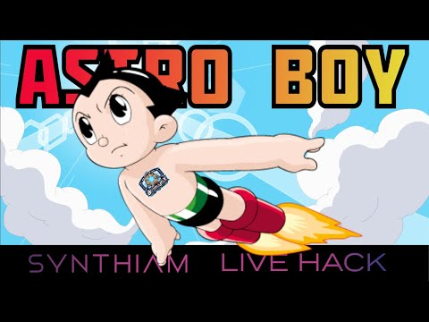 Astro Boy Live Hack....So It Begins!