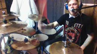 Tom Petty This old town drums & vocals cover