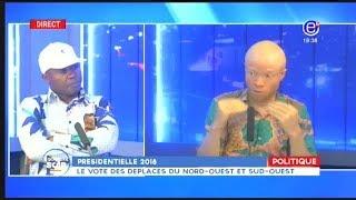 EQUINOXE SOIR (PRÉSIDENTIELLE 2018: Le Vote Des Déplacés Du Nord-Ouest Et Sud-Ouest) Du 04/10/2018