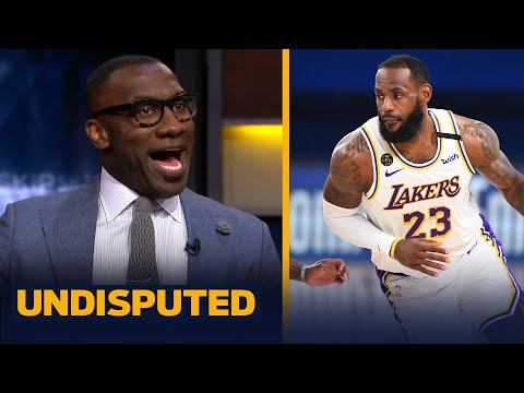 Skip & Shannon react to LeBron & the Lakers clinching the West's #1 seed | NBA | UNDISPUTED