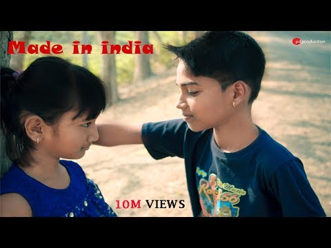 #Madinindia Made In India | Child Roantic | Love Story (2019)
