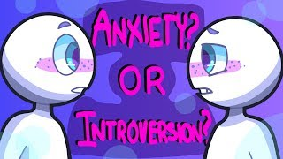 5 Signs Its Social Anxiety And Not Introversion