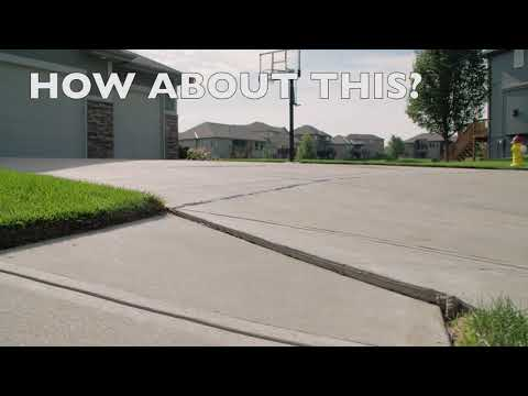 Do you have sinking Concrete? Call us today for a free estimate!