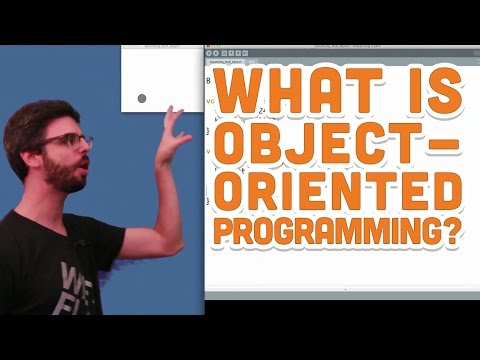 8.1: What is Object-Oriented Programming (OOP)? – Processing Tutorial
