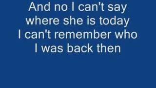 Red ragtop Lyrics