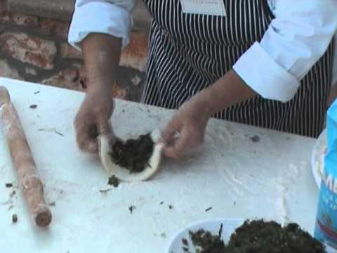 Μαραθόπιτες με την chef Ιωάννα Παντελάκη