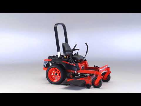 2018 Kubota Kommander Zero-Turn Mower (Z125SKH-54) in Sparks, Nevada - Video 1