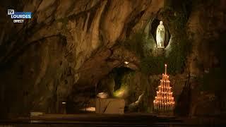 Tv Lourdes – La Grotte de Lourdes en direct – Sanctuaire de Lourdes