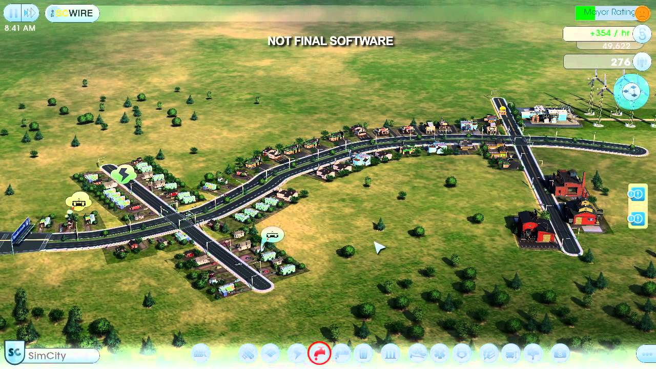 I Want The New SimCity In My Life Right Now