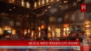 preview picture of video 'Así es el nuevo Rock&Feller's Rosario - Impulso Negocios'