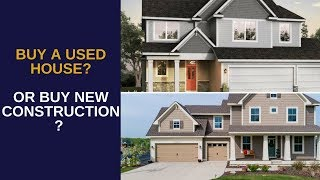 Pros of Buying a 2015 built home vs. New Construction