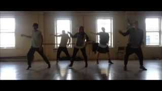 TOGETHER    THE XX   Choreography - Billie Casey-Jabore