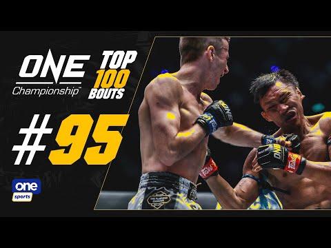 [Sport5]  One Championship Top 100 Fights: Singtongnoi vs Savvas Michael