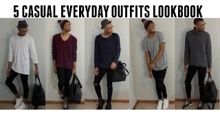 Casual Everyday LOOKBOOK (Mens Fashion) | Absolutely Adonis