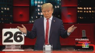 The President Plays 'Deal or No Deal'