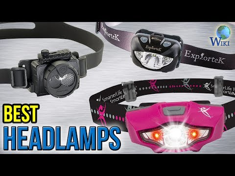 9 Best Headlamps 2017