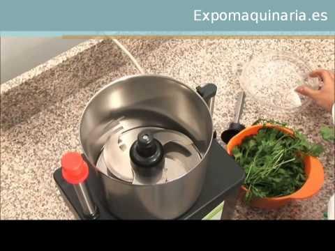 Cortador y triturador Profesional - Expomaquinaria -