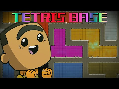 Guaranteed Chaos! Tetris Base ep1 - Oxygen Not Included