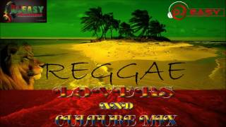 New Reggae Lovers & Culture Mix August 2016● Sizzla Luciano Chronixx Lutan Fyah Capleton  ++