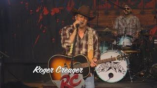 """Roger Creager """"Gulf Coast Time"""" LIVE on The Texas Music Scene"""