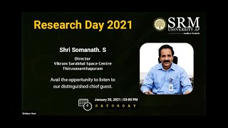 Research Day 2021 Celebrations