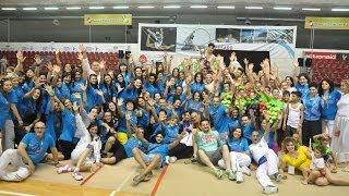 preview picture of video 'Pesaro: Trofeo Elisabetta Mastrostefano - Gymnaestrada 2014'