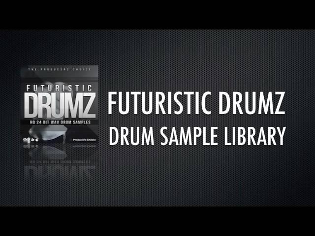 Futuristic Drum Kit & Loops