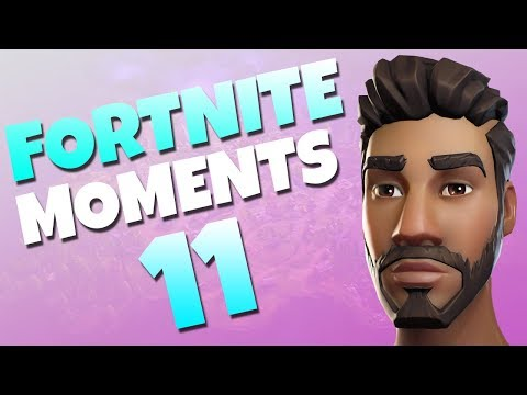 Fortnite Daily Funny and WTF Moments Ep. 11