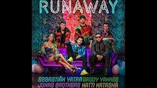 Sebastián Yatra, Daddy Yankee, Natti Natasha - Runaway ft. Jonas Brothers - Vertical