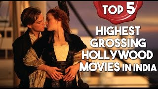 Top 5 - Highest Grossing Hollywood Movies In India (Adjusted)   Simbly Chumma